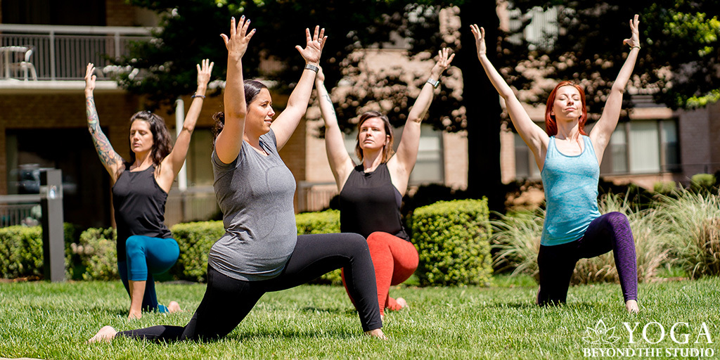 9 Beginner Yoga Stretches For Hip Pain Yoga Beyond The Studio