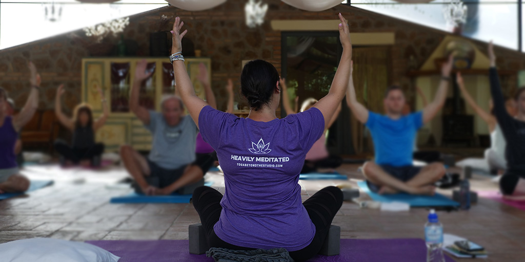 7 Reasons to go on our Yoga Retreats